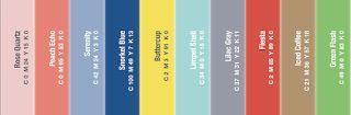 MODA XEITOSA: Colores tendencia primavera-verano 2016