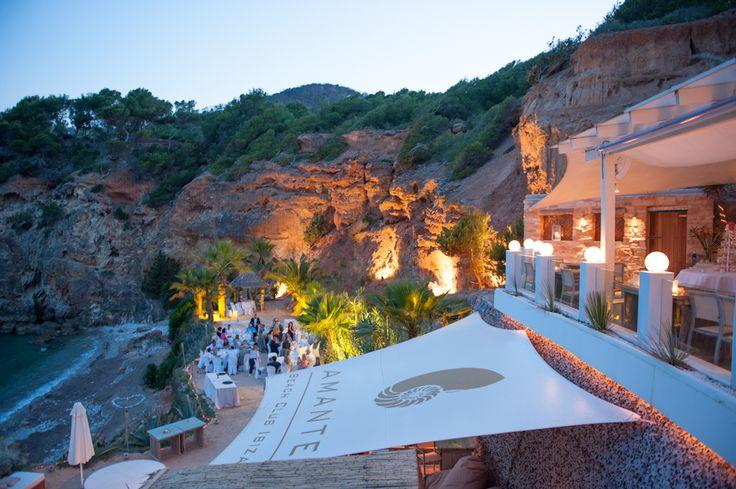 Ibiza Wedding- options. Amante beach summer 2016