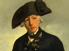 Arthur Phillip, First Governor of NSW