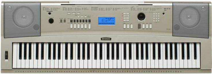 Yamaha YPG-235 is a highly rated portable keyboard - great for beginners and students.