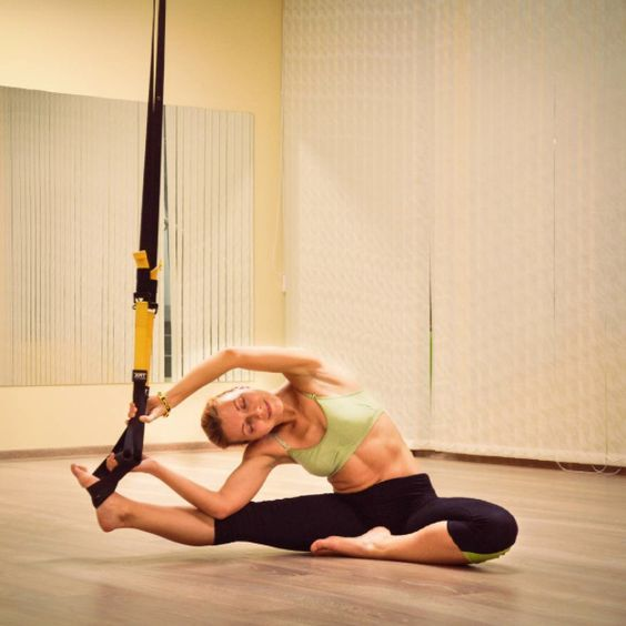 TRX Exercises for a Full-Body Workout ,Click to buy lowest suspension trainer,  …