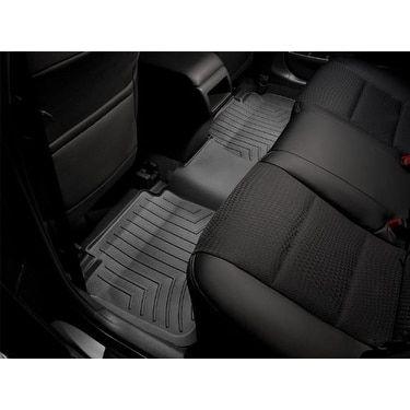 WeatherTech 2011-2013+ Dodge Durango Black Rear FloorLiner 2nd row bucke