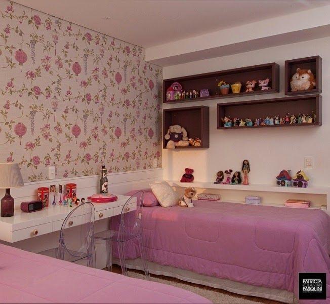 SeuJeitoSuaCasa - Arquitetura, Decoração, Estilo, Dicas e Lifestyle: Quarto de menina... inspirações