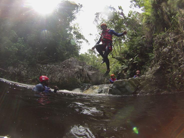 Jumping Jack Flash - Canyoning