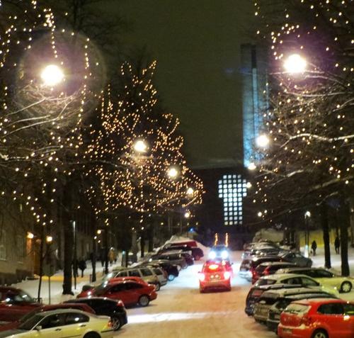 Ristinkirkko, Lahti