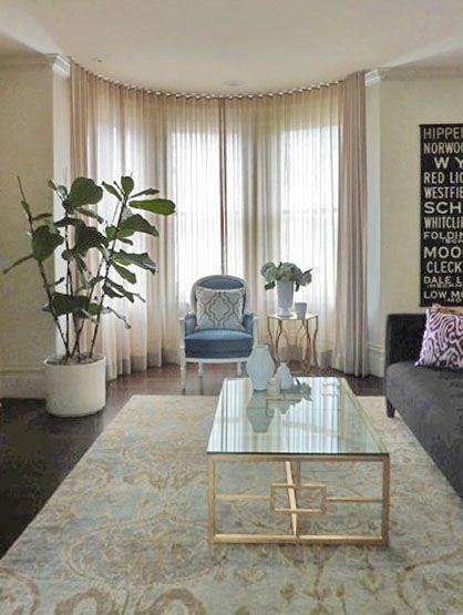 17 Best Ideas About Bow Window Curtains On Pinterest Bay Window Treatments Bay Window