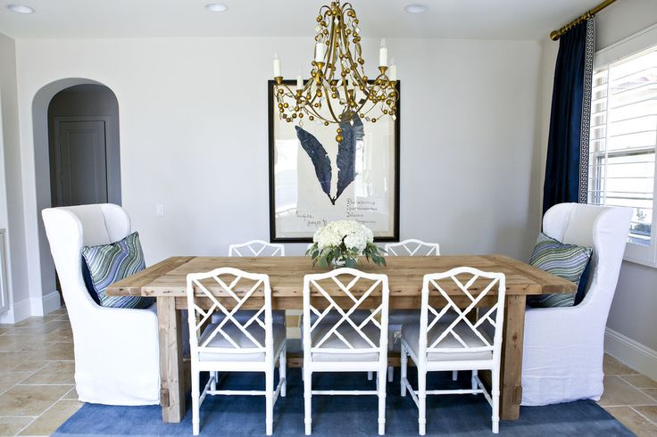Livable Glamour Dining Room || Studio McGee