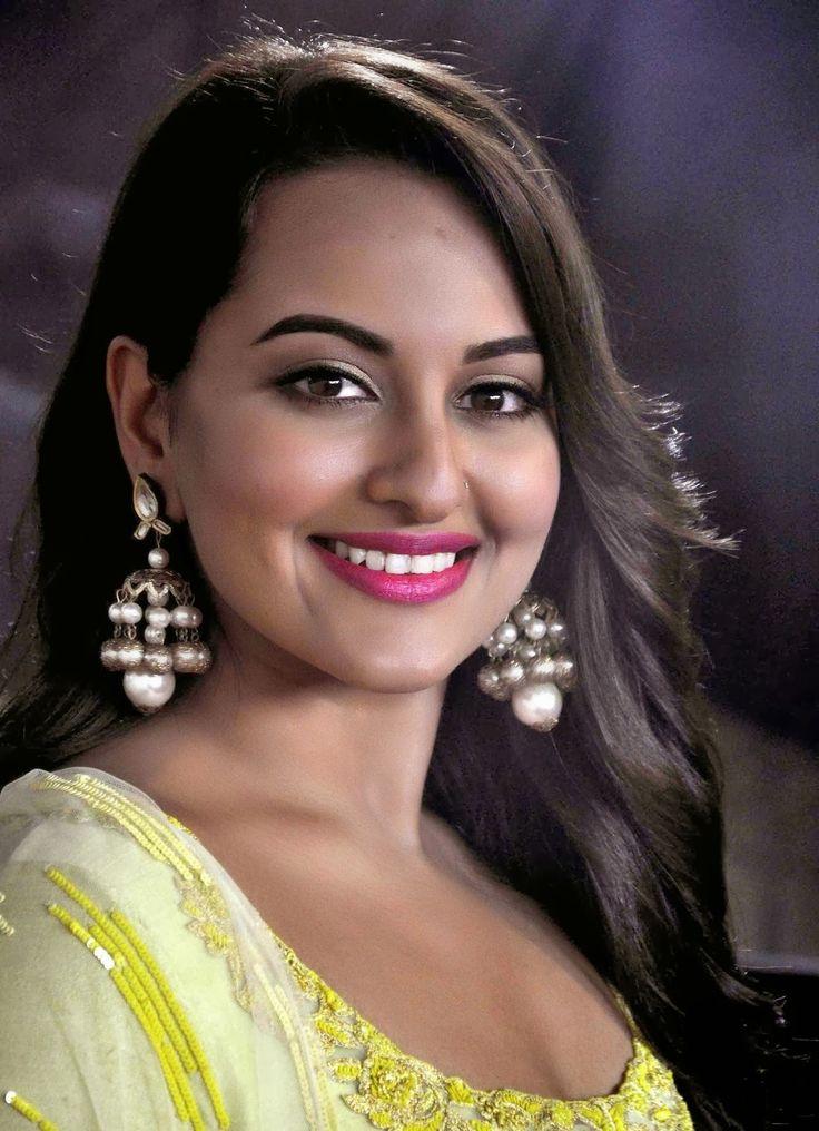 Sonakshi Sinha Smiling