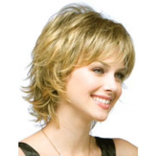 Женские стрижки каскад на волнистые волосы