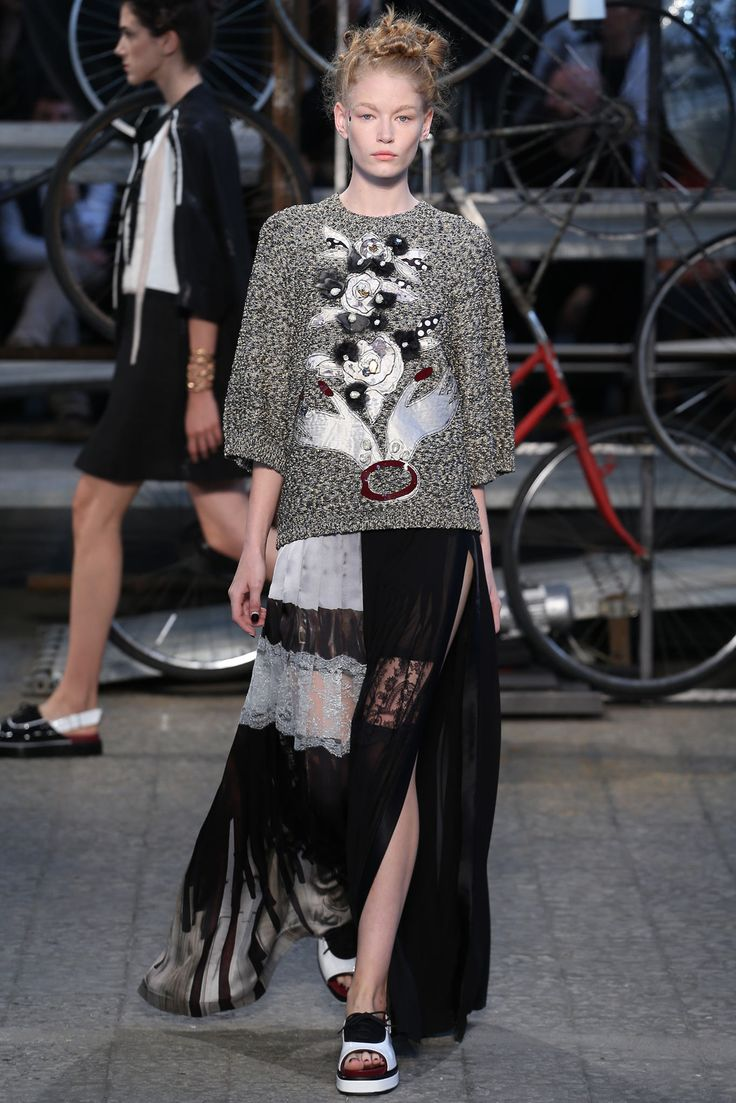 Antonio Marras Spring 2015 Ready-to-Wear - Collection - Gallery - Look 1 - Style.com