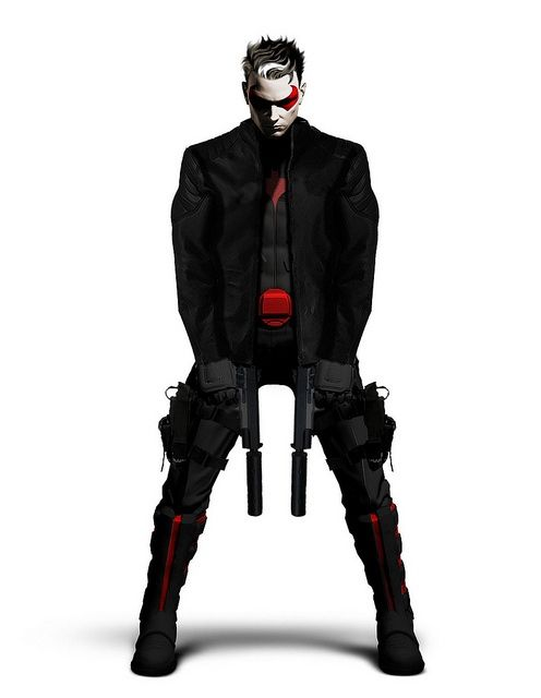 Red Hood (Jason Todd) if a movie ever comes into fruition and Jensen ackles isn't the red hood, I'm fucking done.