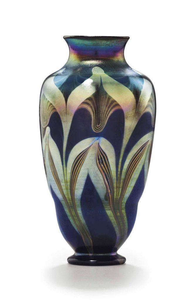 Tiffany ,Vase (Erdinç Bakla archive)