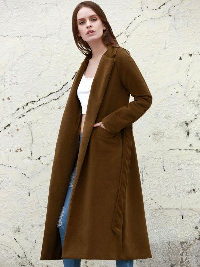GET $50 NOW | Join Zaful: Get YOUR $50 NOW!http://m.zaful.com/lapel-solid-color-long-overcoat-p_128082.html?seid=2776923zf128082