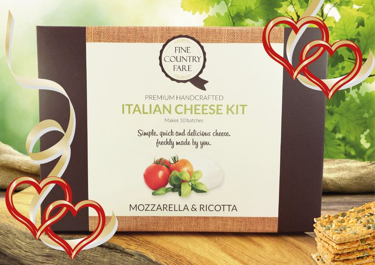 Valentines Day doesn't have to be predictable... forget the #chocolates and #flowers... say it with #CHEESE!