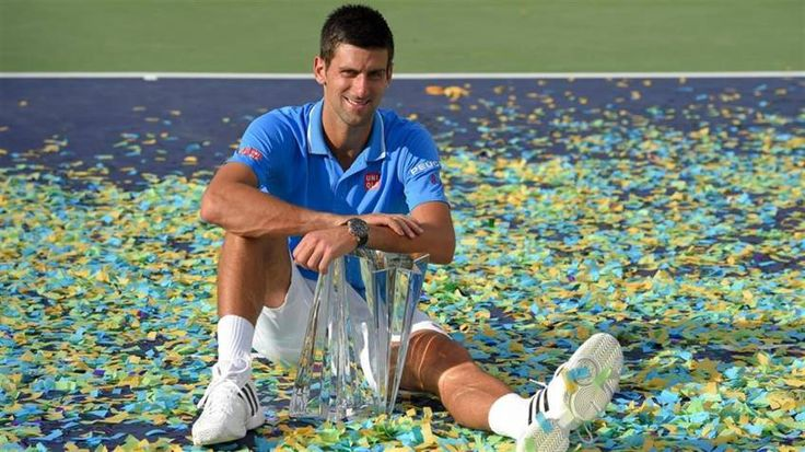 Don't sleep: Novak Djokovic could win it all at Indian Wells Masters