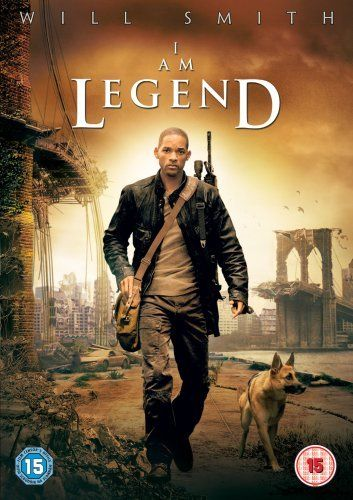 I Am Legend [DVD] [2007]: Amazon.co.uk: Will Smith, Dash Mihok, Alice Braga, Salli Richardson, Willow Smith, Francis Lawrence, Charlie Tahan: DVD & Blu-ray