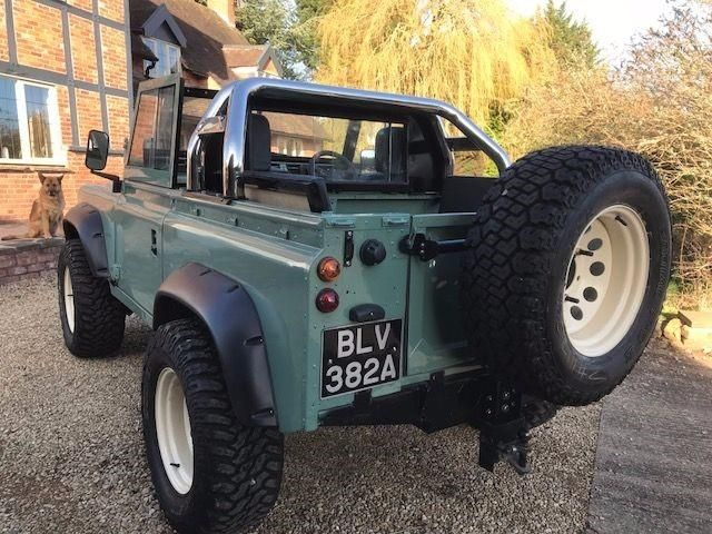 Used 1959 Land Rover series 2 body series 2 body for sale in Worcester | Pistonheads