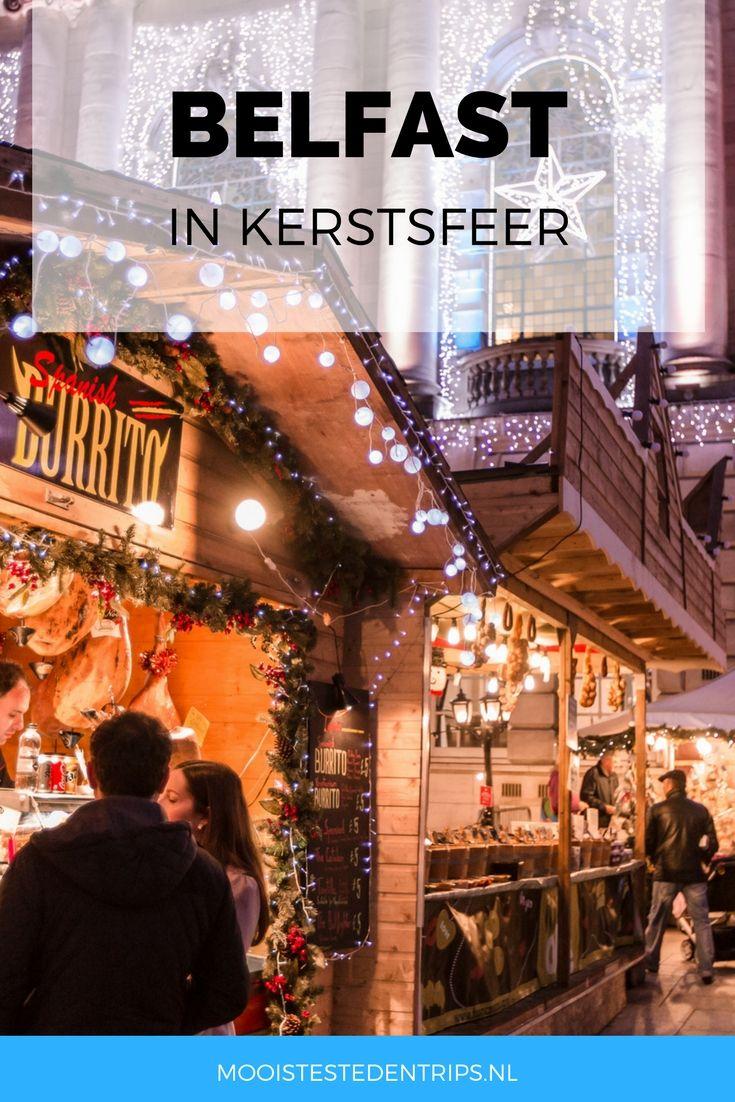 Naar de kerstmarkt in Belfast? Ja, dat kan! Bekijk alle tips voor een winterse stedentrip Belfast.