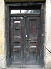 Epiphany (holiday) - Wikipedia, the free encyclopedia -          K † M † B † 2009 written on a door of rectory in Lstiboř (cs) village, Czech Republic to bless the house by Christ