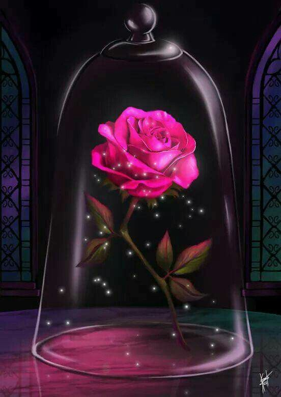 Pin By April Lea On Dragons Fantasy And More Enchanted Rose Rose