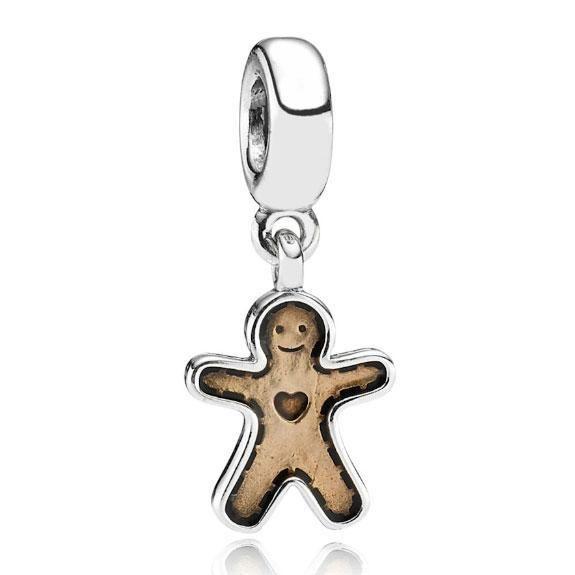 ♥ #Pandora #Charms exclusively at #CapriJewelersArizona ~ www.caprijewelersaz.com ♥  Pandora Gingerbread Spacer $35