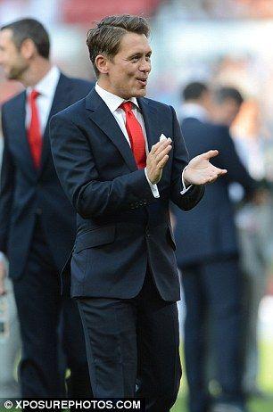 Mark Owen - SoccerAid 27/5/12