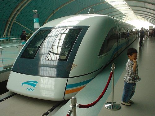 http://netzeroguide.com/maglev-wind-turbine.html The Maglev wind powered generator is the latest great optimism for greatly developing wind generator technologies. The efficiency opportunities are exciting once we can finally control the tech. maglev