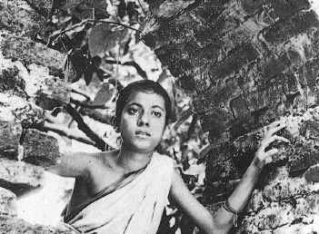 Pather Panchali- the film I see from time to time, several times.