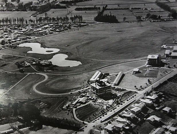 Waikato University in 1969 - Thursday throwback...   Stuff.co.nz