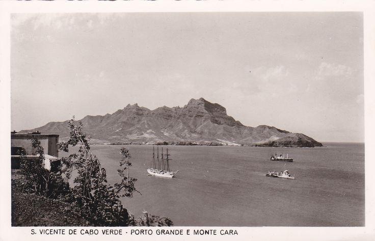 Cabo Verde - Ilha de S. Vicente (Porto Grande e Monte Cara)