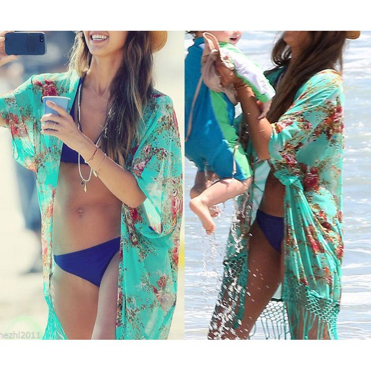 2016 Summer Women Fashion Beach Cover Up Sexy Swimsuit Bathing Suit Cover Up Kimono Beach Wear