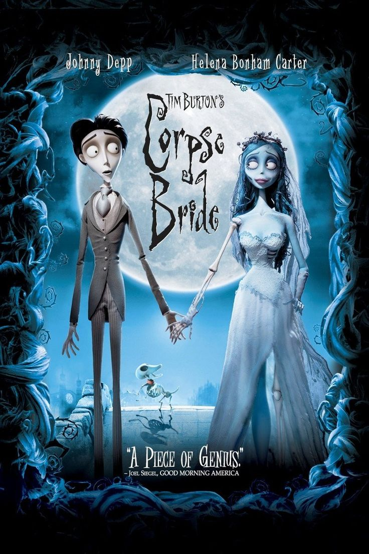Animation Dalmatian: Halloween Film of the Week: Corpse Bride