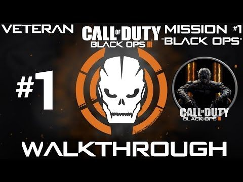 """http://callofdutyforever.com/call-of-duty-gameplay/call-of-duty-black-ops-3-veteran-walkthrough-mission-1-black-ops/ - Call Of Duty Black Ops 3 - Veteran Walkthrough - Mission #1 """"Black Ops""""  Walkthrough for Call Of Duty Black Ops 3 played on Veteran.  Call of Duty®: Black Ops 3 is the first title for next-gen hardware in the critically acclaimed Black Ops series. Developed by Treyarch, the award-winning creator of the two most-played games in Call of Duty® history. Call o"""