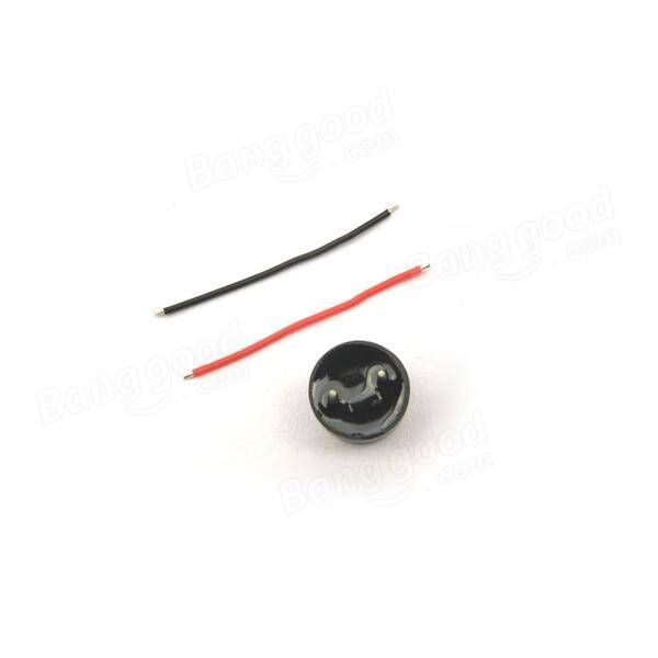 5V Buzzer Alarm Beeper With Cable for Eachine QX70 QX90 QX95 NAZE32 F3 DIY Micro Brushed FPV Racer