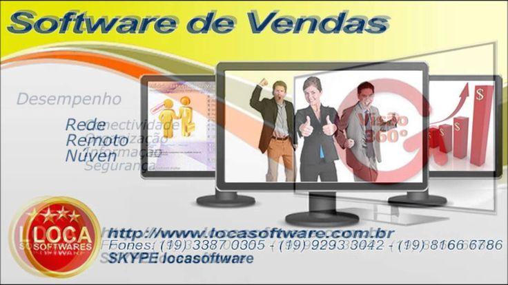 software de vendas software controle de estoques