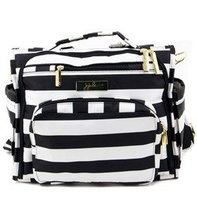 JuJuBe JuJube B.F.F. Diaper Bag - The First Lady comes with tons of pockets and organisation.