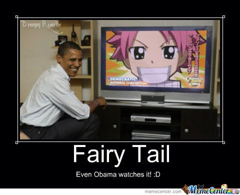 Fairy Tail is loved by all