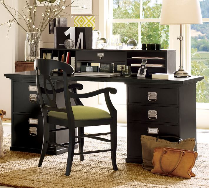 Office Desk Pottery Barn Home Design Ideas And Pictures