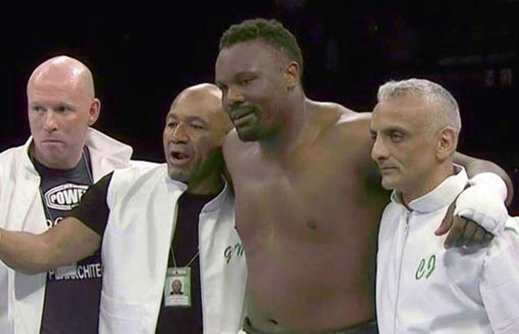 """Chisora-Coach Hussein: """"Dereck wird Pulev in Grund und Boden stampfen!"""""""