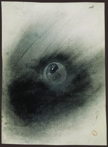Victor Hugo, Planet c.1866