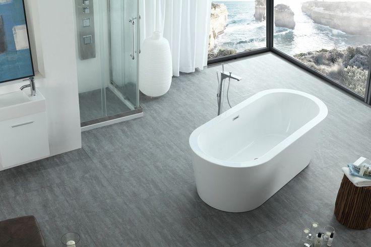 192 best Freestanding tubs images on Pinterest | Freestanding bath ...
