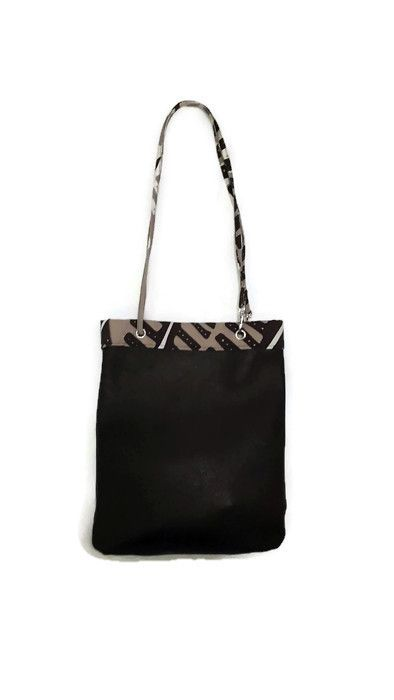 Picture- Picture- 2 in 1 clutch and tote
