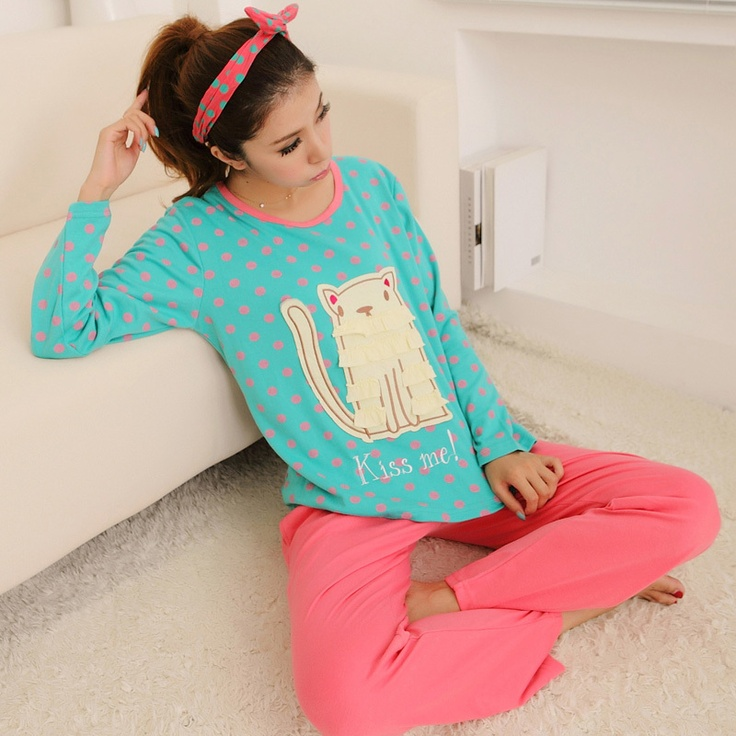 Teen pajamas cute
