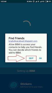 Untuk temen temen yang bingung karena belum pernah menginstal BBM dan belum pernah bikin akun, maka jangan khawatir. Karena saya akan membantu kamu dalam cara membuat akun bbm id, langkah demi langkah hingga kamu bener bener punya akun dan Pin Blackberry Messenger.