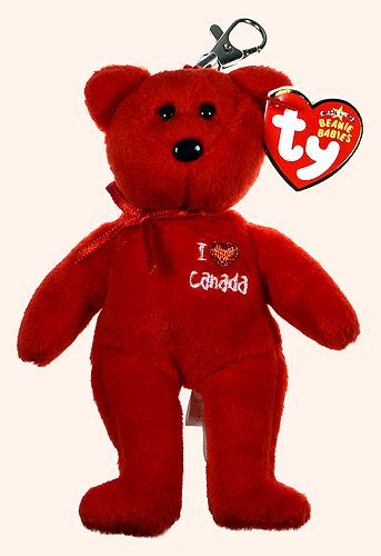 17 Best Images About Ty Beanie Bears On Pinterest