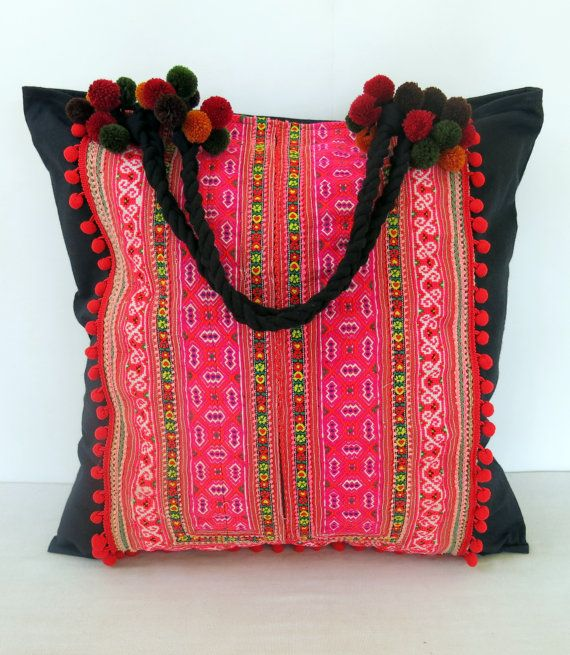 Check out this item in my Etsy shop https://www.etsy.com/uk/listing/487665958/hmong-handbag-cotton-shoulder-bag-cotton