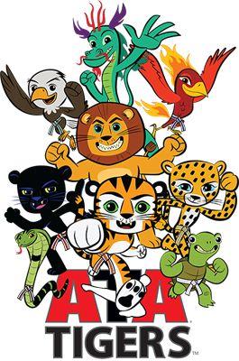 Tiny tigers tae kwon do -ATA - north liberty - 3-6yr olds.