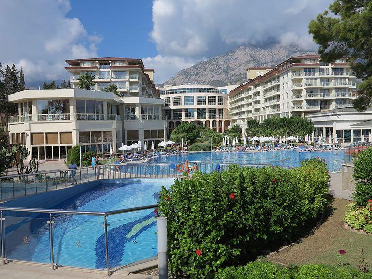 Kemer Resort Hotel, Kemer, Turkey