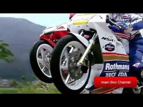 Epic Battle Honda NSR 250 R SP Full Throttle