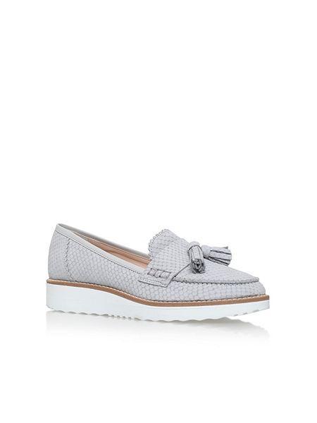 House of Fraser / Carvel (Kurt Geiger) - Limbo low heel slip on loafers --- £99